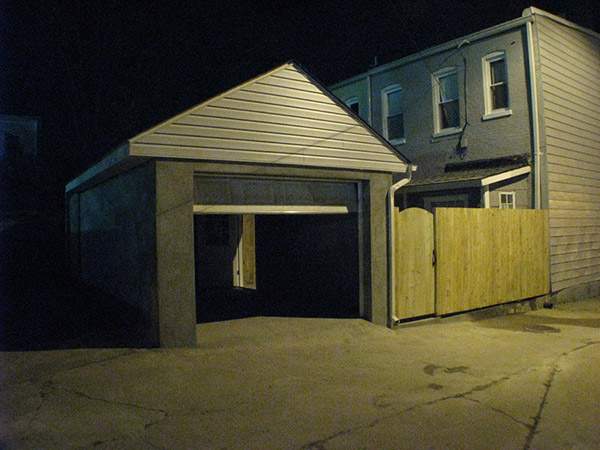 Residential Garage Remodeling